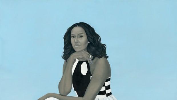 StFelix-Amy-Sherald-Portrait-Michelle-Obama