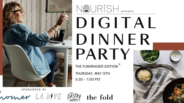 Digital Dinner Party Eventbrite Graphic