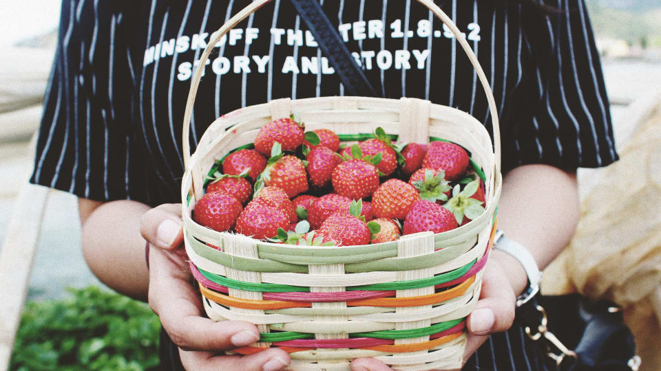Your Guide To Seasonal Summer Eating