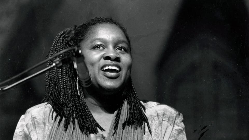 The Power of Black Poets: A Selection of Five Poems from 'Academic Activist' Dr. Joanne Gabbin