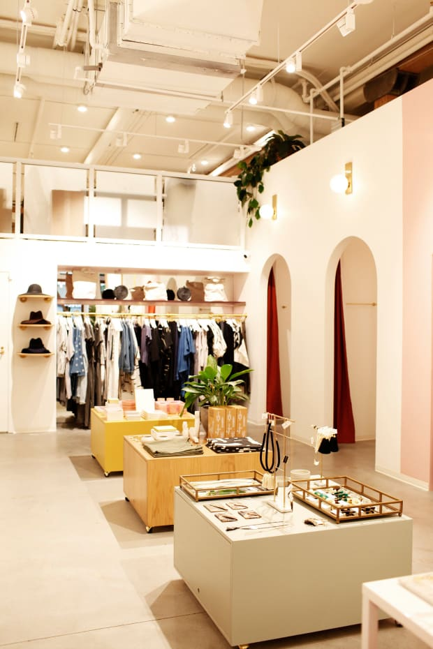 Meet Moorea Seal Tour Her Eponymous Store And Shop Her