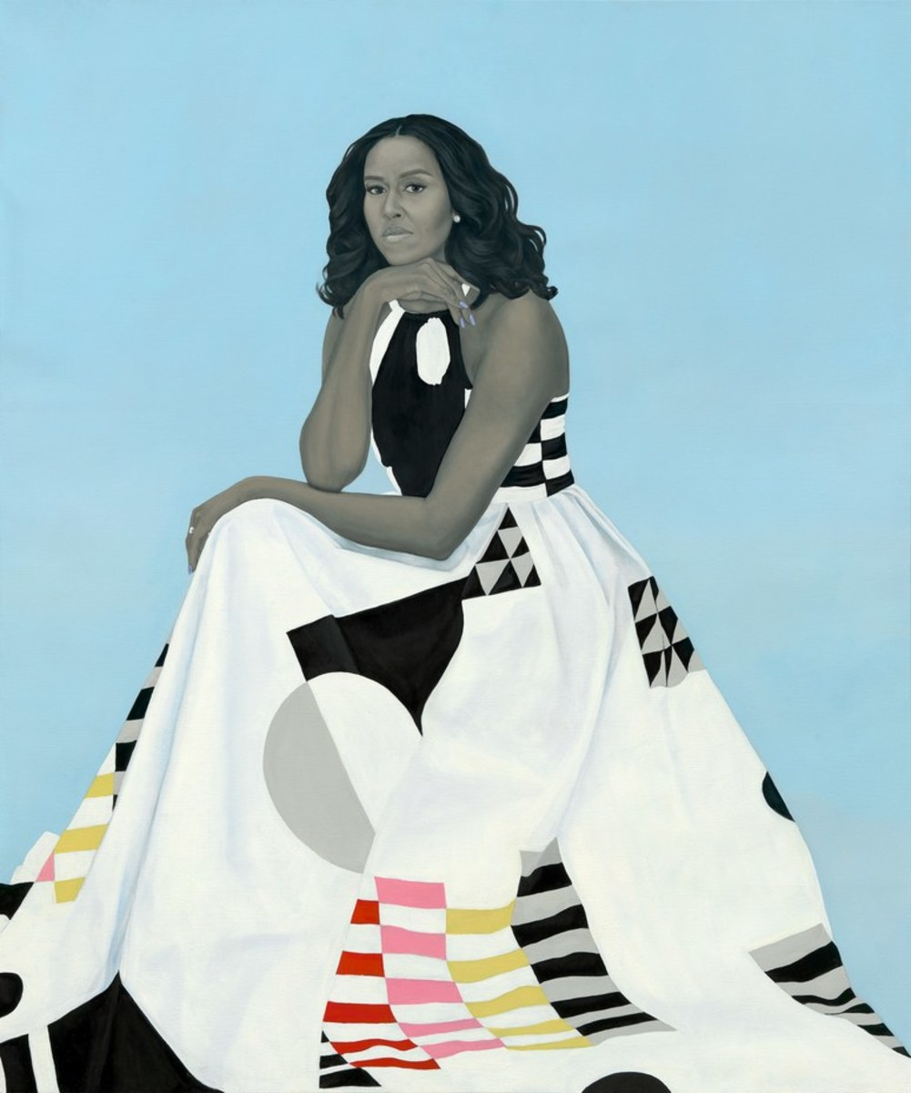 portrait by Amy Sherald