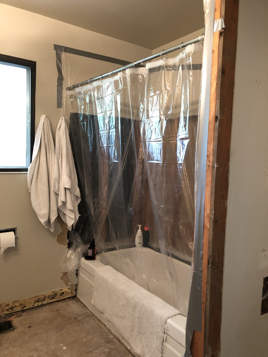 Bathroom Post Demo
