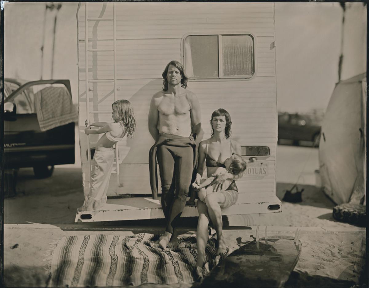 Harteau Family Portrait by Joni Sternbach