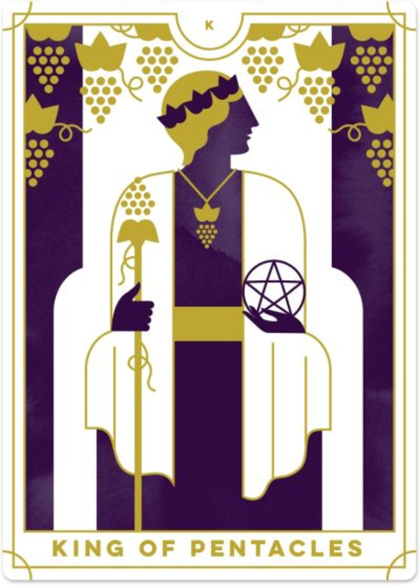 ET-PENTACLES-king