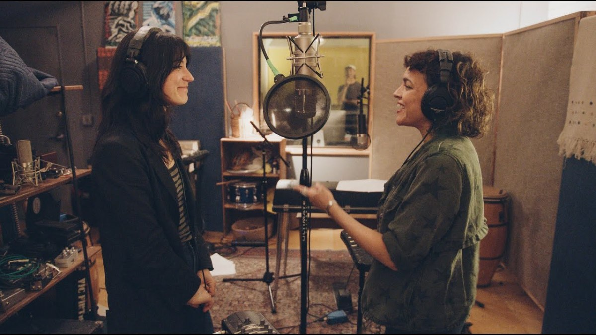 Sharon Van Etten and Norah Jones in Departure