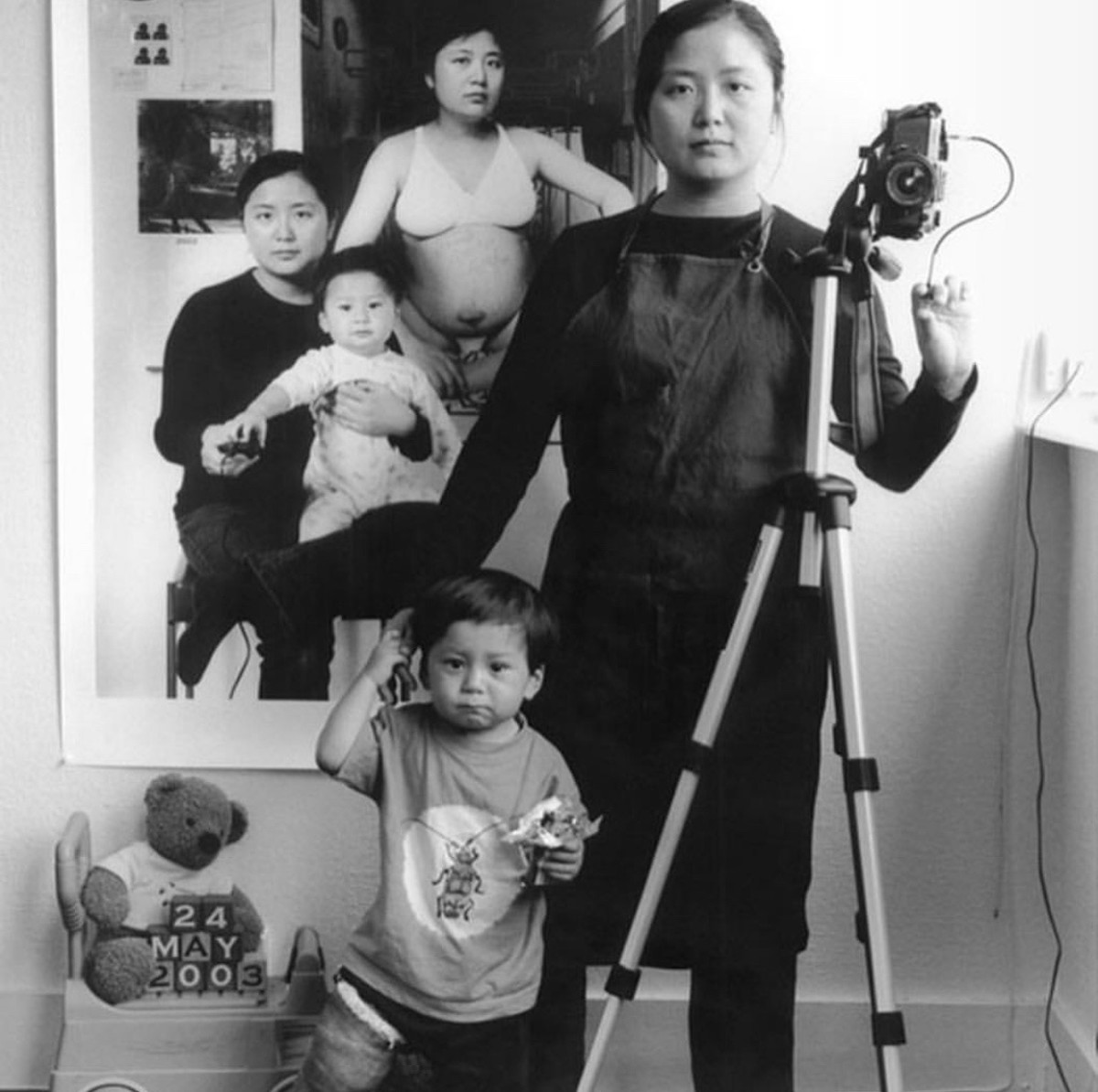 From the profile of international acclaimed photographer Annie Wang on @theunsungheroines