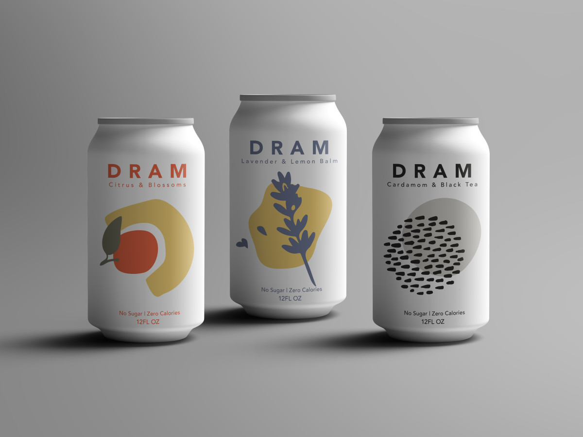 Dram Herbal Waters