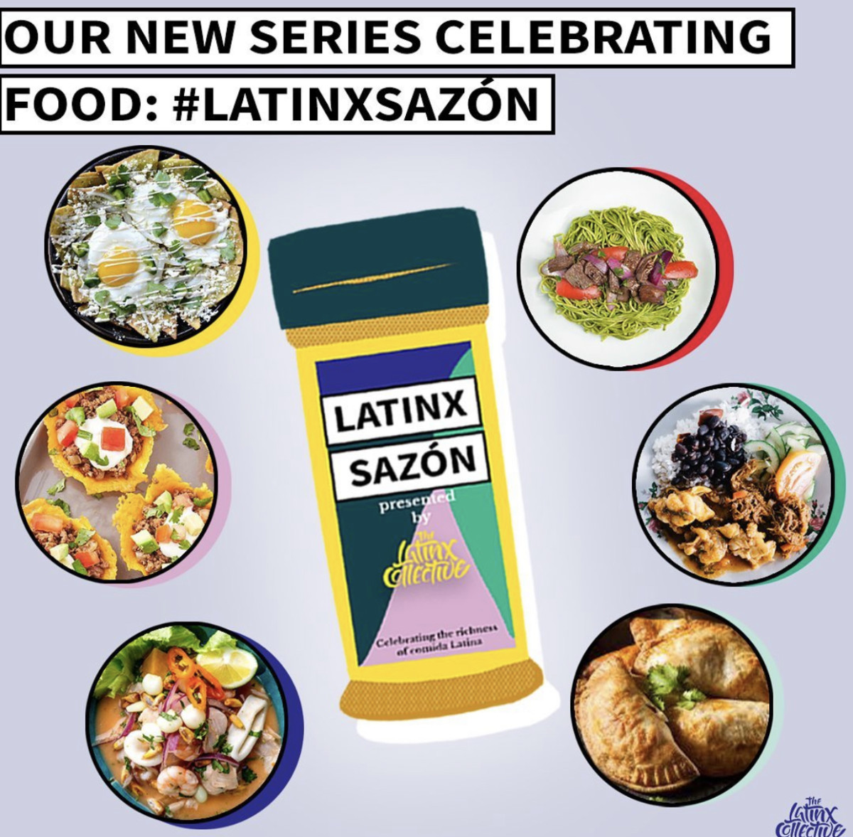: Celebrating our contributions, culture, and access.Image credit: The Latinx Collective