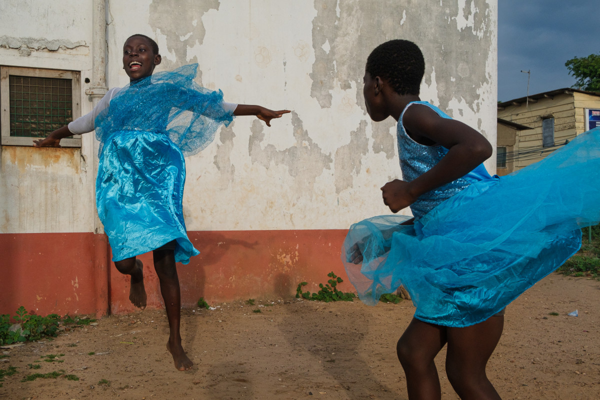 Regula Tschumi, 'A Dance of Joy', 2019