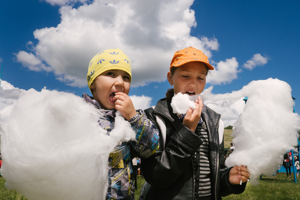 Gulnara Samoilova, 'Cloud Eaters', 2018