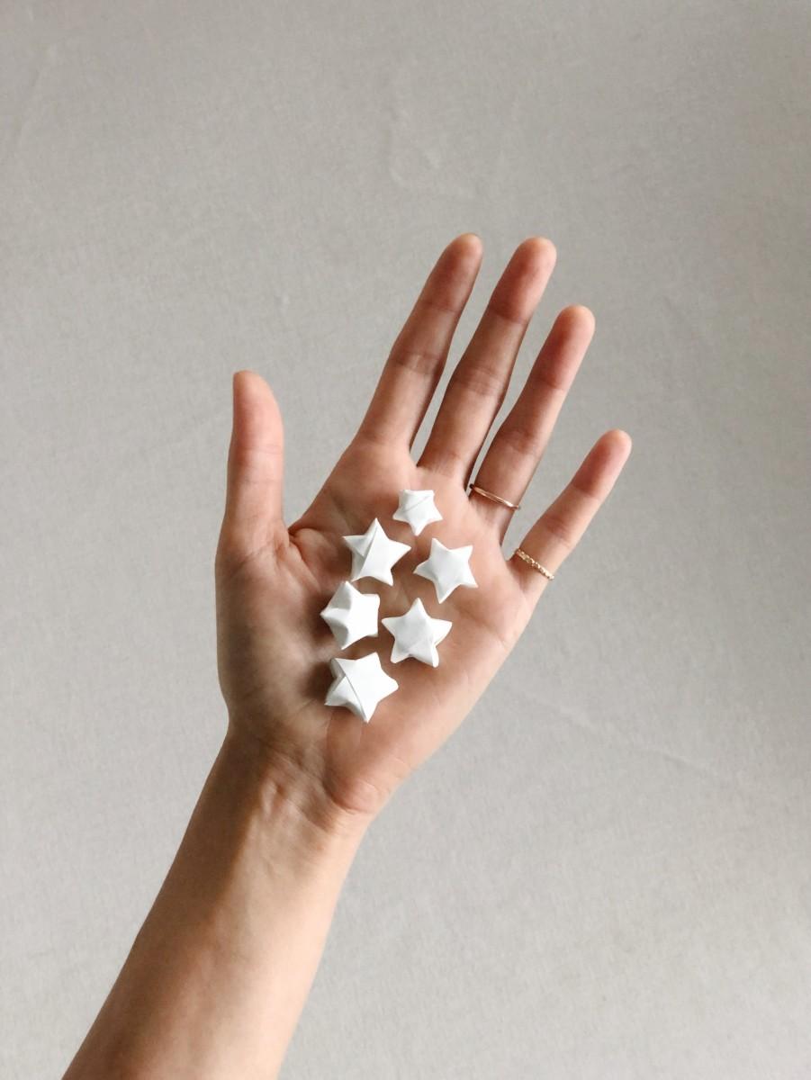 Zai Divecha Paper Star Tutorial - 2