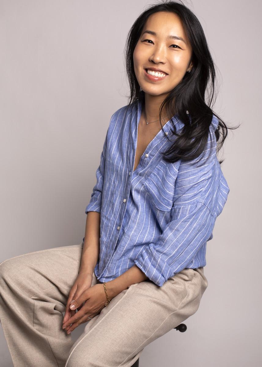 OJOOK founder,Youn Chang
