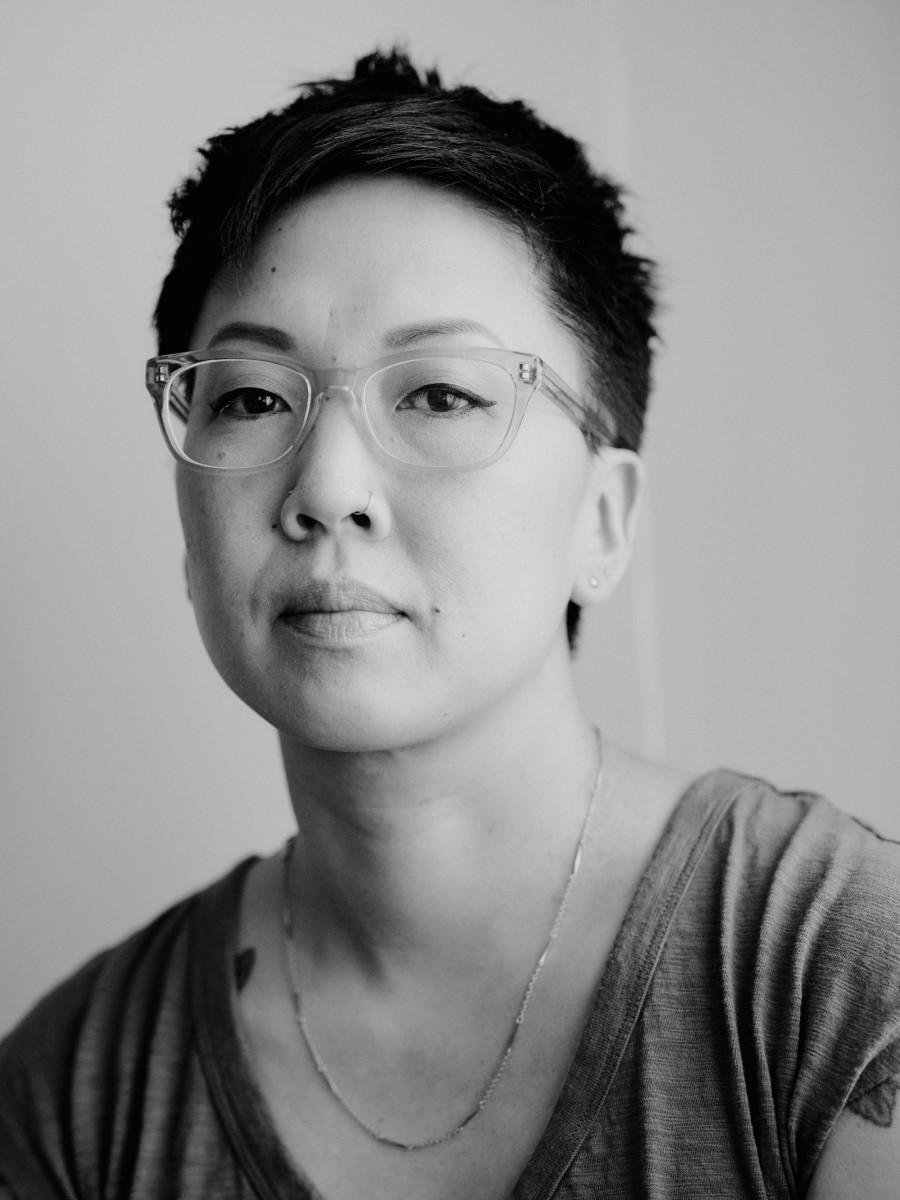 Artist Janel Foo
