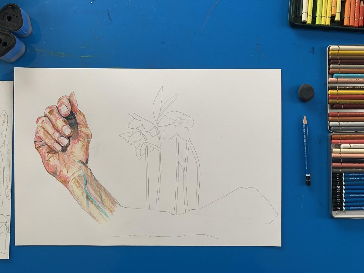 'Work In Progress 2021' by Allison Hester