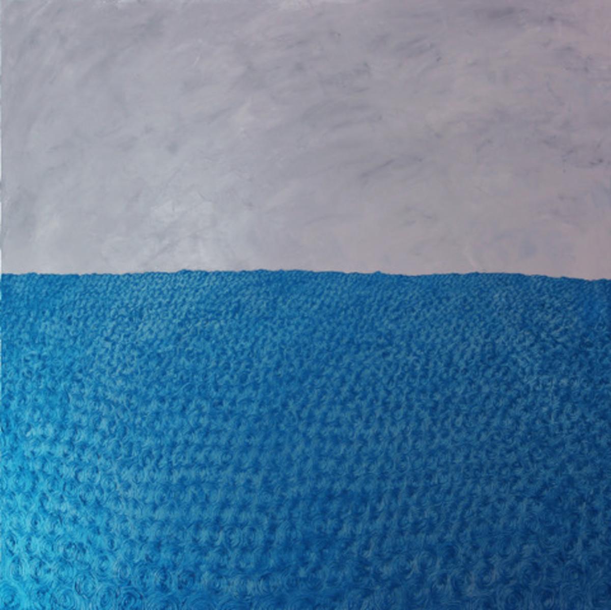 'Into The Blue Again' bySoumiya Krishnaswamy